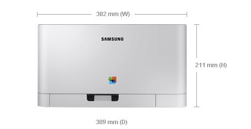 Dimensiones de SL-C430W